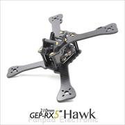 فریم فیبرکربن GEP-RX5 Hawk 210mm